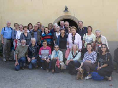 Oldenburger und Choletais entdecken gemeinsam Freiburg