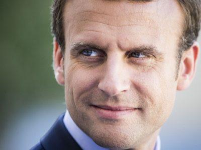Vortrag am 25. März 2018 über Emmanuel Macron