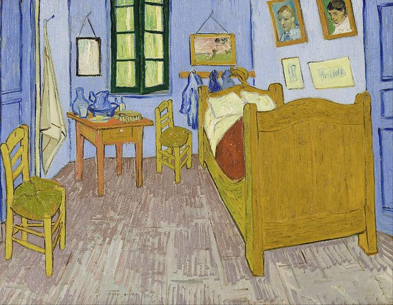 """Vortrag von Detlef Stein """"Vincent van Gogh – Das Atelier des Südens ..."""