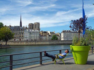 """Die """"grüne"""" Revolution in Paris – Vortrag von Ralf Petersen am 28. Oktober 2018"""