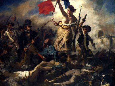 """Dia-Vortrag """"Paris – Revolutionen an der Seine von 1789 bis zu den Geldwesten"""" am 14. Juni 2019"""