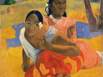 """Dia-Vortrag """"Paul Gauguin – Südseebilder"""" von Detlef Stein am 22. September 2019"""